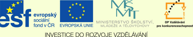 Projekt OP VK - Ekologická výchova v Českém Ráji
