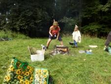 ...který nám uvařila Větší pupek