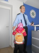 návštěva turnovské policie