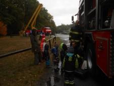 páni hasiči nám vše ukázali...