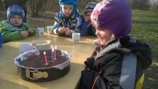 V březnu jsme také slavili, a dokonce třikrát!