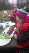 Březňáčci oslavili narozeniny.
