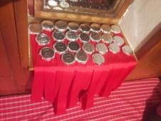 medaile pro zdatné lyžníky