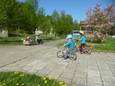 a cyklisti